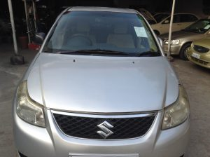 SX4 CNG 2009