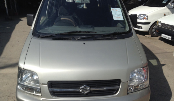 WagonR LXI CNG 2006