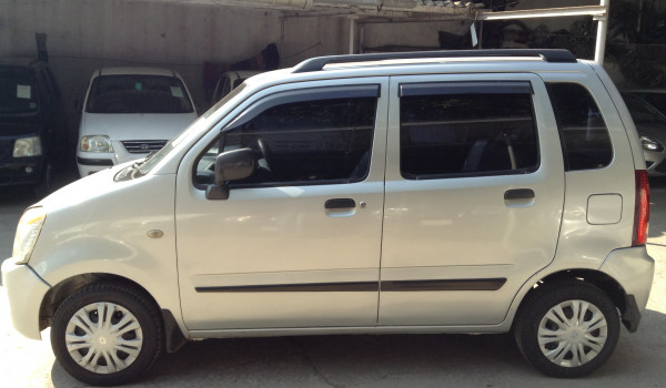 WagonR LXI CNG 2009