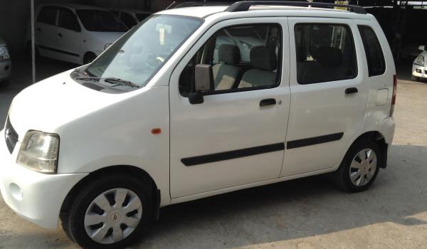 WagonR LXI CNG 2005